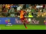 Суперкубок Турции. Галатасарай - Фенербахче 1:0. Победный гол Дидье Дрогба