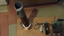 Три фитонки. Тесла качер 1 МГц на транзисторе 13009 с питанием от пика полуволны 90 Вольт 50 Гц