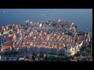 Старый город в Дубровнике.  Хорватия