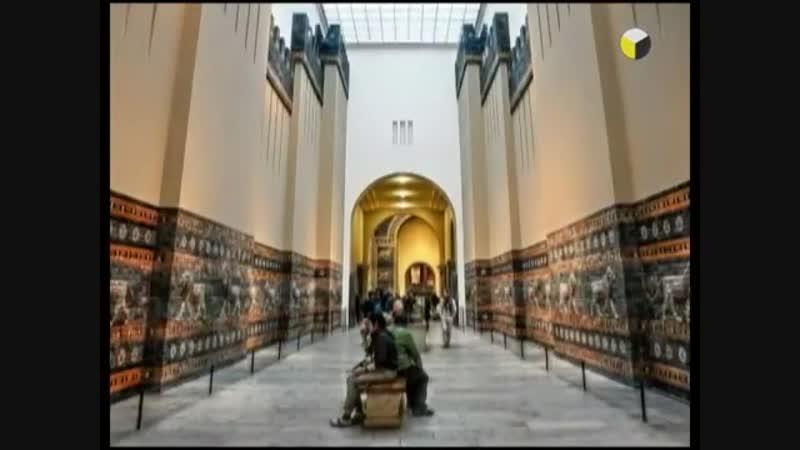 Голова Нимрода-строителя Вавилонской башни.Древние технологии,порталы работают только от присутствия древнего днк ,реагируя на н