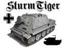 Lego SturmTiger 1 15 RC
