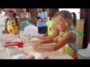 Детский мастер класс по приготовлению пиццы