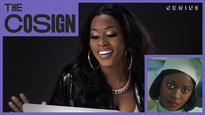 Remy Ma Reacts To New Women In Rap (Tierra Whack, CupcakKe, Kash Doll) | The Cosign