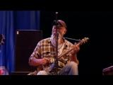 Seasick Steve - John Paul Jones - Dan Magnusson Glastonbury 2013