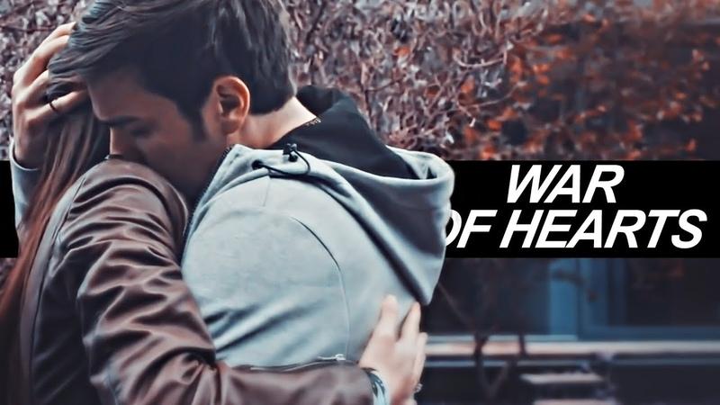 Yagiz and Hazan War of Hearts