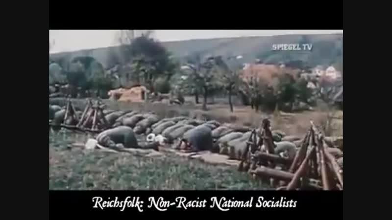 Waffen untersturmf hrer der SS Obermulla...nd der SS (360p).mp4
