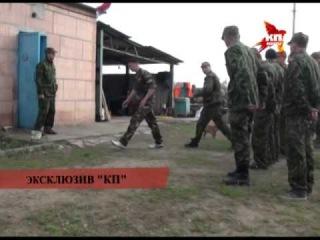 Мозговой штурм: раскол в рядах луганских ополченцев