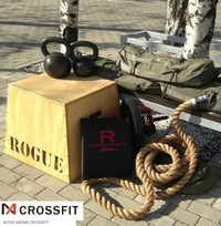 CrossFit Spb Workout Summer