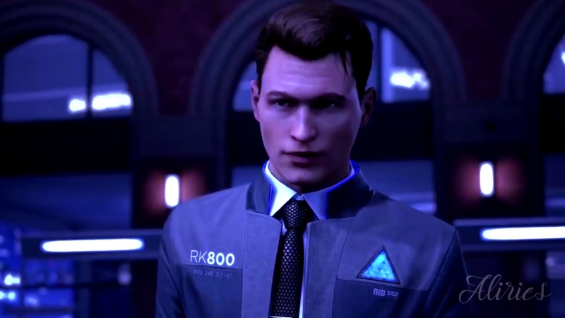 Connor • Talk dirty to me • Detroit: Become Human