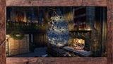 ESO Homestead - The Enchanted Snow Globe Decorated on pts!