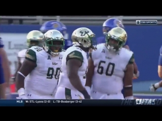College Football Biggest Hits 2017-18