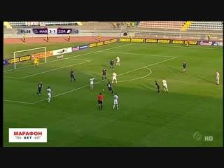 Мариуполь 3-2 Заря | Кочергин