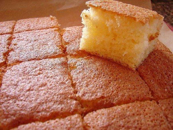 Как сделать пышный бисквит для торта рецепт