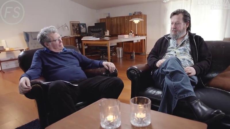 ЛАРС ФОН ТРИЕР - Интервью 2018 (с субтитрами) Lars von Trier Interview Through the Black Forest [ОКОЛОТЕАТР]