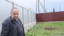 Фекальные стоки затопили огород на ул. 2-й Заводской в Бердске