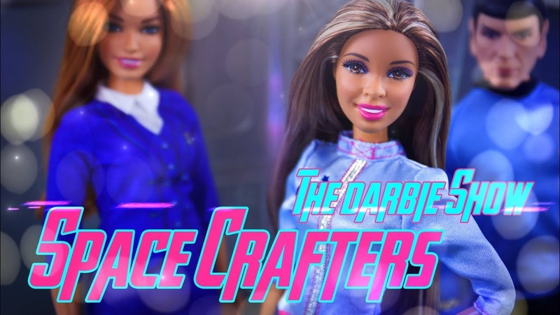 The Darbie Show: SPACE CRAFTERS | Lost in Sophie's Favorite TV Show ! !