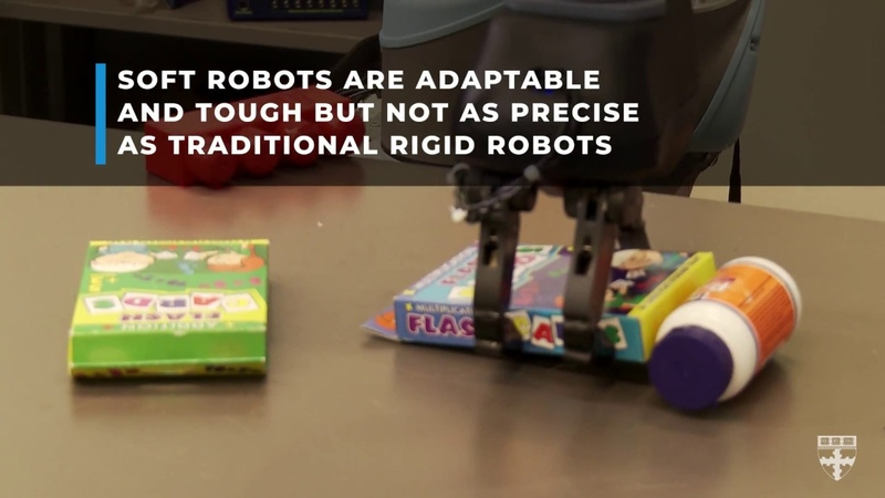 A robot that can change stiffness