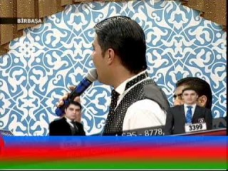 TOYLAR KRALI - 2.MAY.2012 -Aftandil Qadiroglu - Nemet Mirzeyev  hisse 1/3.wmv