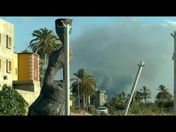 В Триполи снова спокойно