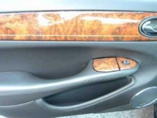 2000 JAGUAR XJ 4dr Sdn Vanden Plas Supercharged Leather Auto Memory Low Miles