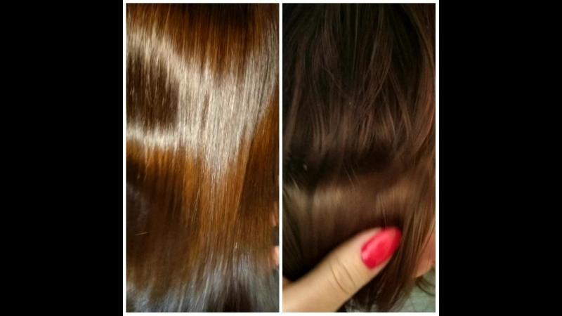 Keratin @beautyy hair vlg