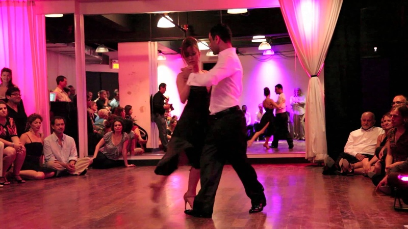 Ozgur Demir et Marina Marques, Poema (tango), 5de5.