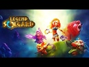 Legend of Solgard android game first look gameplay español