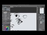 Neil Fontaine - 001 How to draw manga anime eyes