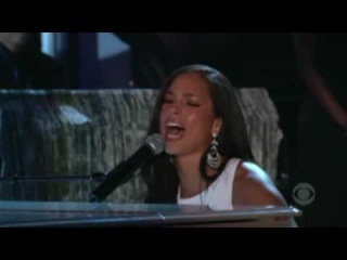 Alicia Keys - If I Ain't Got You - Live Grammy Awards  HD