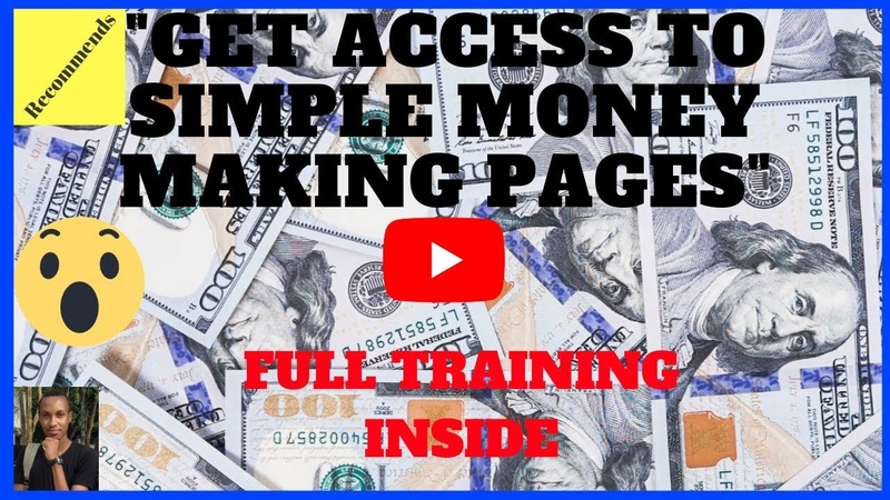 How To Quickly Set Up Simple Money Machine Pages That Automatically Attract Premium Buyers