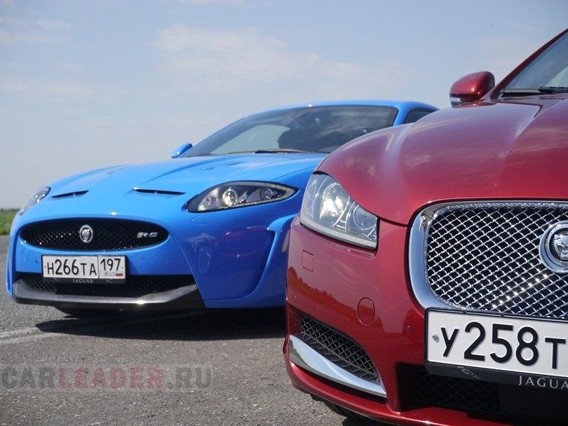 Jaguar F отзывают