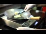Постный завтрак на скорую руку: видео рецепт