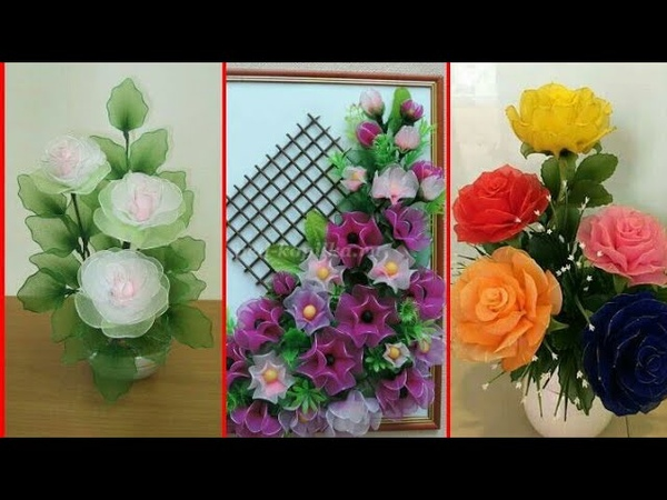 New flower arrangements beautiful stocking net flower