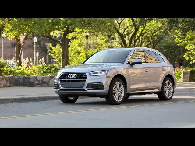 2018 Audi Q5 2 0T quattro North America 2017