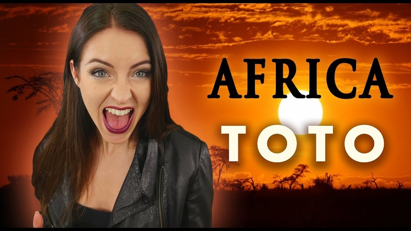 Africa - Toto (Cover by Minniva featuring Fraser Edwards)