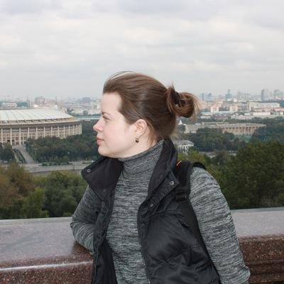 Варвара Мецнер, 7 октября 1993, Томск, id17047222