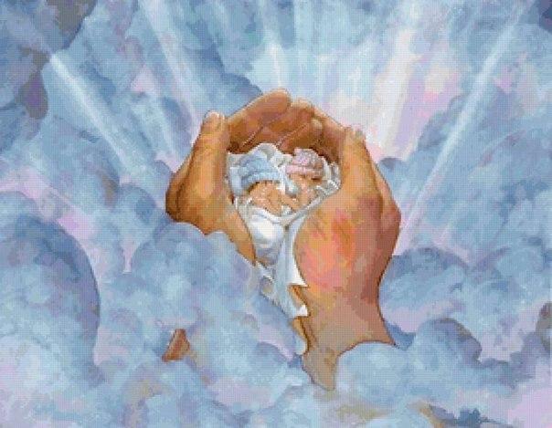 """В руках у Бога""... аж"