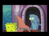 Спанч Боб на разных языках