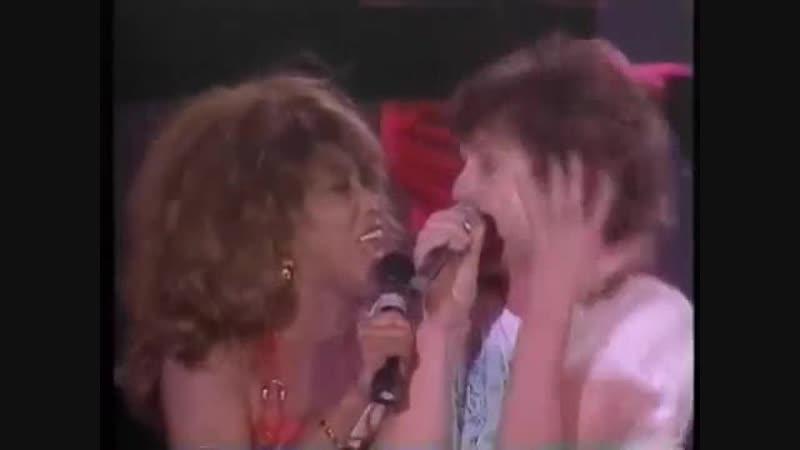 Mick Jagger - Tina Turner - Its Only RocknRoll 1988 Japan