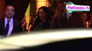 Abigail Spencer departs AMC Emmy After Party at Lure in Hollywood
