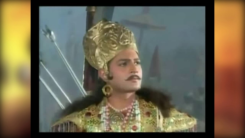 Who is that person who makes rules about one duties. MAHABHARATH