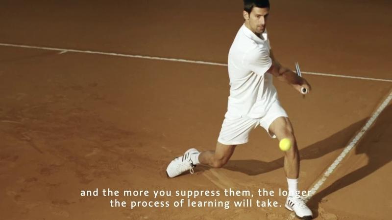 Off-Court with Novak, Set 2