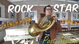 ROCKSTAR | FRENCH HORN COVER | POST MALONE | ВАЛТОРНА