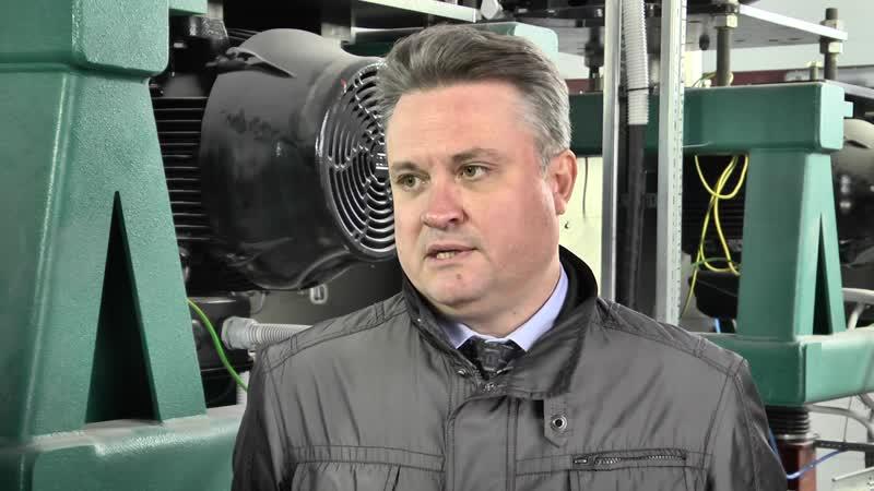 Вадим Кстенин проинспектировал строительство цеха осушения ила на правобережных очистных сооружениях