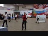 Районный конкурс современного танца.