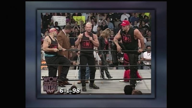 WCW. Thunder 04.06.1998 HD