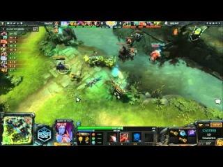 Fnatic vs Speed Gaming Game 1 ES Prime Cup