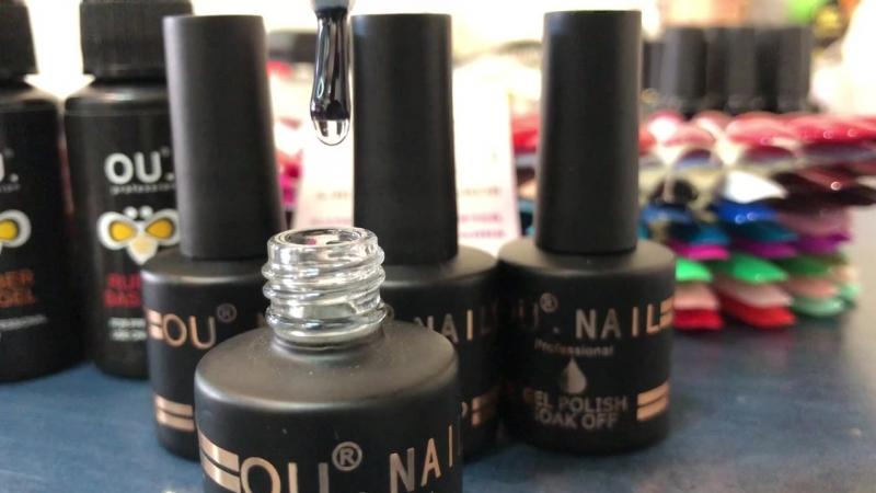 Базы и топы OU nail