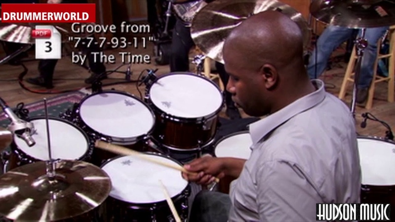 John Blackwell: a funky Groove - SLOWMOTION