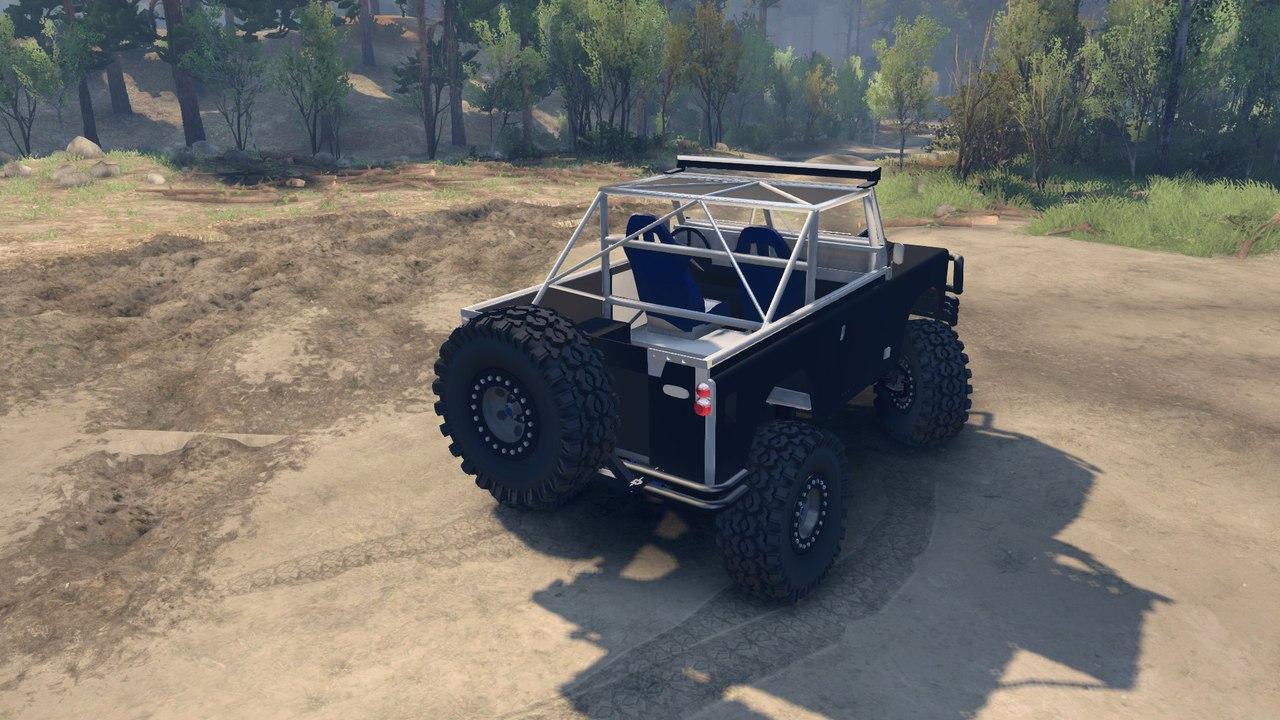 Land Rover defender 1.0 для Spintires - Скриншот 2